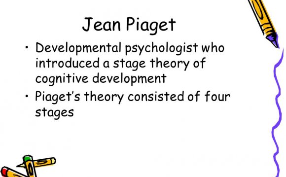 Jean Piaget Developmental